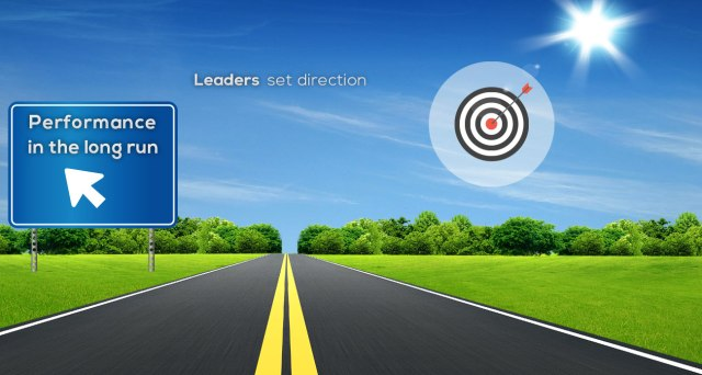 Illustration Leaders Set Direction 2a